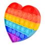 En forma de corazon