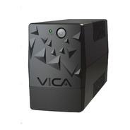 No Break Vica Optima 500 Con Regulador 550va 300w 4 Cont