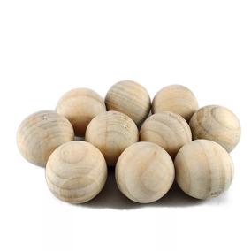 Bolas De Madeira Anti-fungo 2608d655b424b