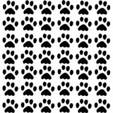 Adesivo Piso Parede Pata Cachorro 7x6,5 42peças Frete Grátis