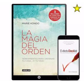La Magia Del Orden Marie Kondo Coleccion 21 Libros - Digital