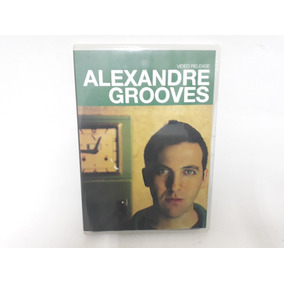 Alexandre Grooves Video Release