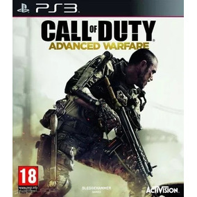 Jogo Call Of Duty Advanced Warfare - Seminovo - Ps3