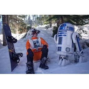 Star Wars R2-d2 Tamanho Real+extras