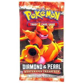 Booster Pokémon Diamante E Pérola T. Misteriosos