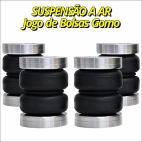 Jogo De Bolsas De Gomo 8mm E 10mm - Fiat Uno Antigo 2006