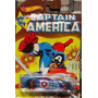 Hot Wheels Capitan America