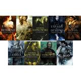 The Witcher 9 Libros Saga Completa Geralt De Rivia En E-book