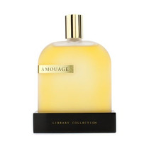 Agua De Perfume Amouage Library Opus I P/hombre 100ml/3.4oz