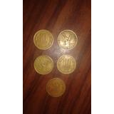 Monedas De 10 Pesos 1986