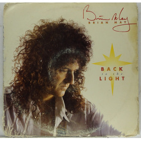 Lp Brian May - Back To The Night - Be070