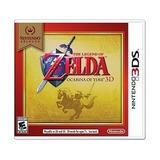 Zelda Ocarina Of Time 3ds Nuevo Sellado