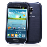 Celular Smartphone Galaxy S3 Mini I8190 8gb Azul
