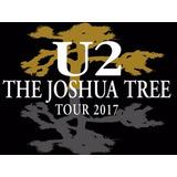 Entradas U2 Platea Vip 25 Y 10 - La Mejor Ubicacion
