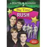 Libro Big Time Rush - Nuevo