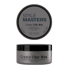 Cera En Fibras Creator Fiber Wax Style Masters X 85ml Revlon