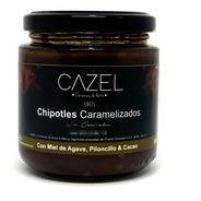 Salsa De Chipotle Dulce Con Chocolate Miel Y Piloncillo 220g