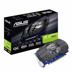 Placa De Video Asus Geforce Gt 1030 2gb Phoenix - Single Fan