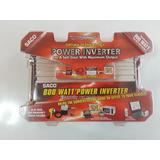 Convertidor Inversor De Corriente 12v A 110v De 800w