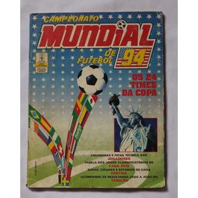 Figurinhas Copa 1994 94 Retiradas