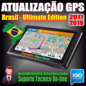 Atualização Gps 2018 Porto Alegre Ultimate Edition + Radar