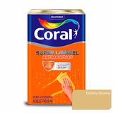 Tinta Acrílica Super Lavável Antimanchas Coral Estrela Diurn