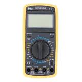 Multímetro Digital Com Capacímetro Beep Eda 9kf Profissional