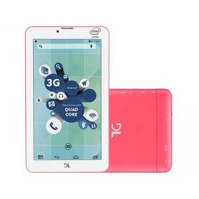 Tablet Dl Socialphone 700 8gb 7 3g Wi-fi - Android 5 Proc.