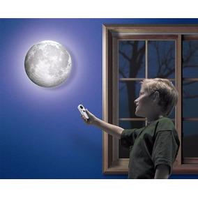 Luna En Mi Cuarto, Lampara Decorativa De Interiores