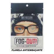 Lenço Flanela Antiembaçante P/ Não Embaçar Óculos De Grau