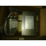 Kit Balasto 1000w Y Capacitador Para Metal Halide