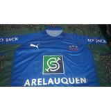 Camiseta Polo La Aguada Arelauquen Puma Original Lo-jack
