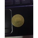 Moneda Un Sol De Oro Peru 1960