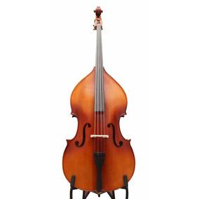 Contrabaixo Acústico 3/4 S.profissional Stradivarius Requiem