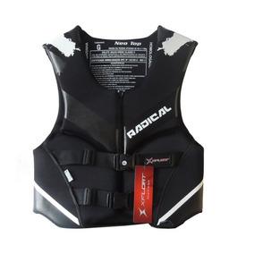 Colete Neoprene Neotop Radical Homologado X-float Tamanho Eg