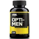Opti-men Multivitamínico 240 Tablets Optimum Nutrition Imp.