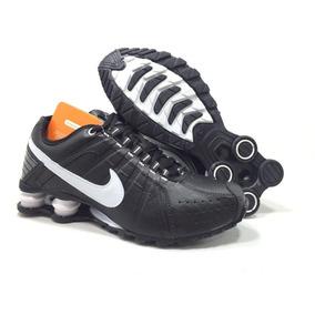 Tenis Nike Shox Junior 4 Molas Masculino Promoção