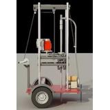 Projeto Máquina De Furar Poço Semi-artesiano