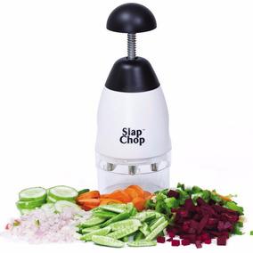 Cortador Fatiador Triturador Legumes Verduras Alho Cozinha