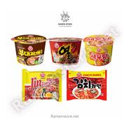 Pack De 5 Unidades, Alimento Coreano, Ramenstore.net Arica