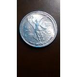 Moneda 1/20 Onza Libertad Plata Pura 1991 Y 1992