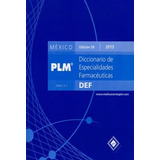 Libro: Plm Diccionario De Especialidades Farmacéuticas