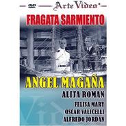 Fragata Sarmiento - Angel Magaña - A. Román - Dvd Original