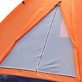 Barraca Ntk Panda 2 Pessoas Leve Compacta Camping