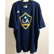 Camisa Mls Major League Soccer Los Angeles Galaxy adidas Gg