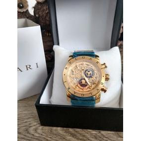 d8aaab69bf4 Relogio Bvlgari Replica Iron Man Unissex - Relógios De Pulso no ...