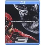 El Hombre Araña Spiderman 3 Tres Pelicula En Blu-ray