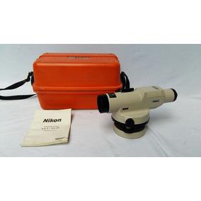 Nivel Automático Nikon As-2 Topógrafo No Leica Sokkia Bosch