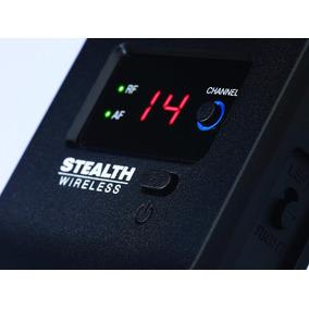 Alto Stealth Sistema Inalámbrico Estéreo Profesional