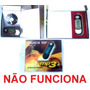 Oaa 02k Mp3 Player Com Defeito Dance Kit 1gb + Manual + Cd .